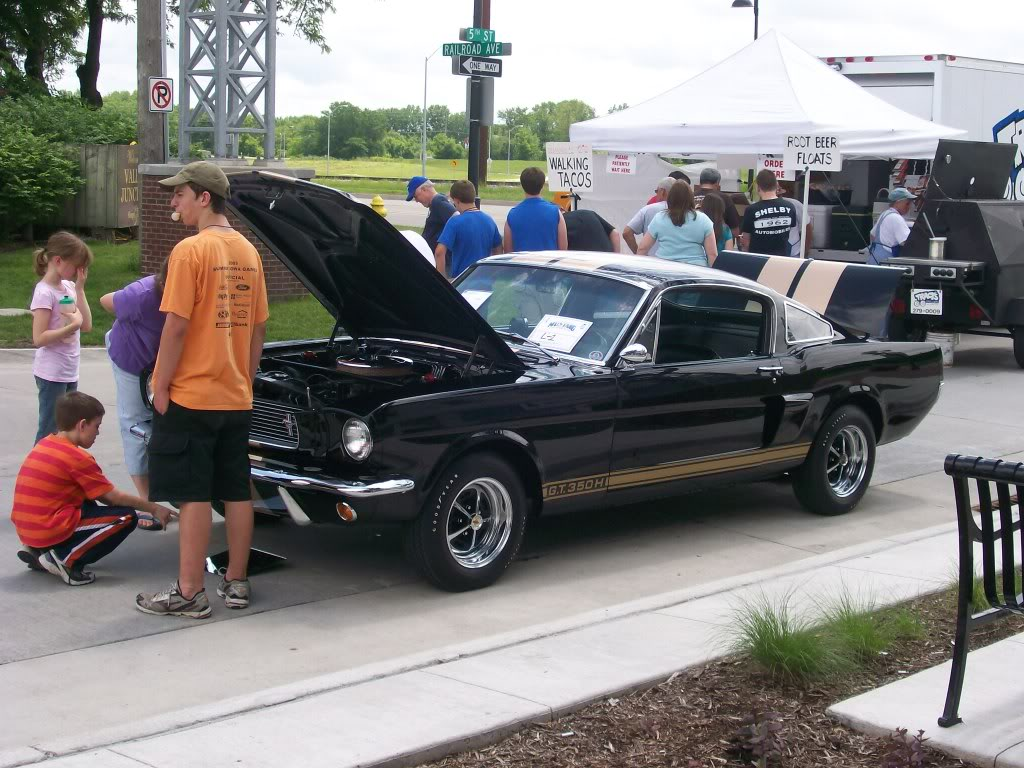 Mustang Club Of America >> Mustang Club Of Central Iowa